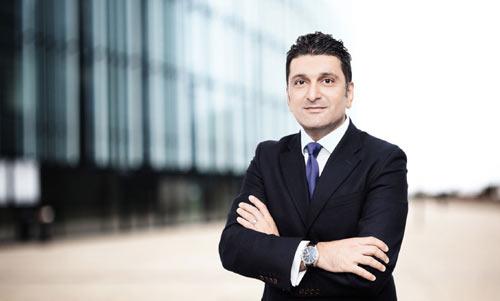 Mahan Bolourchi, Euler Hermes GCC CEO