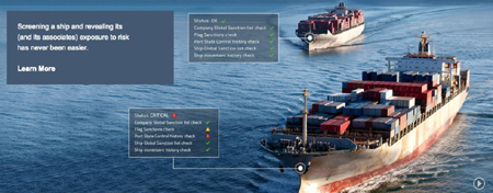 New Technology Helps Financial Institutions Manage Their Maritime Risk