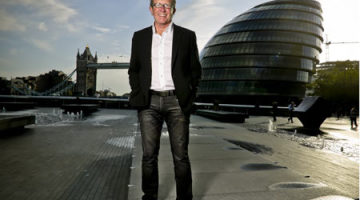 Richard Law, CEO of GBGroup