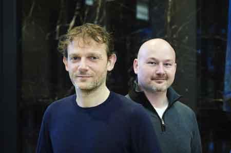 Sean Cornwell and Dave Wascha, Digital Transformation Team, Travelex