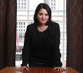 Shalini Khemka, Founder and Chief Executive officer of E2E
