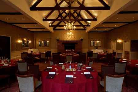 Tylney Hall Hotel's Chestnut Suite