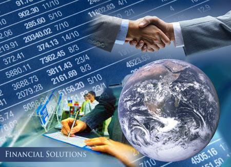 financial solutions market