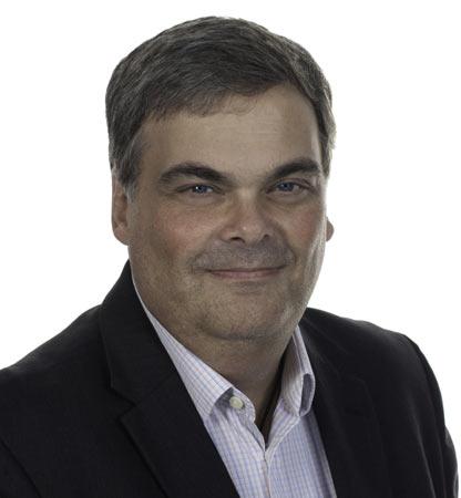 David Hartley, Director of Insurance Solutions, SAS