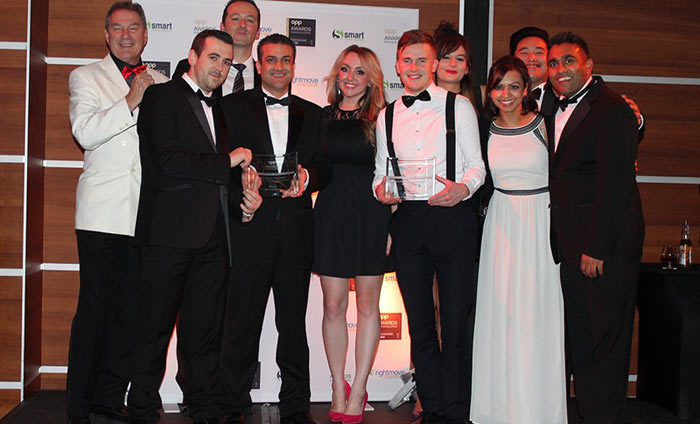 NDD Group Scoops Two OPP AWARDS For EXCELLENCE At GLITZY LONDON CEREMONY