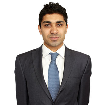 Kartik Mittal, Solicitor at Zaiwalla and Co.