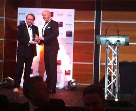 RITZ PROPERTY Triumphs As 'BEST DEVELOPER In SOUTH AMERICA' At OPP AWARDS For Excellence