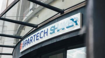 Partech Shaker building