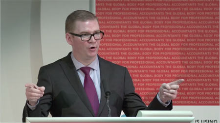 Northern Ireland Finance Minister Says Innovation Is Needed Both In Finance And Politics To Help The Public Sector