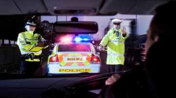 THE DANGERS OF DRINK DRIVING THIS CHRISTMAS