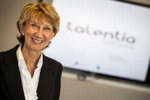 Julie Windsor, Managing Director of Talentia Software UK