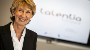 Julie Windsor, Managing Director of Talentia Software UK