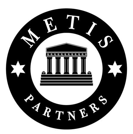 Metis logo black