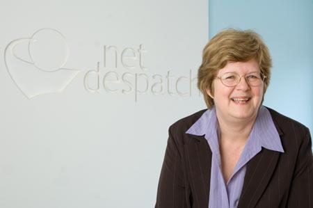 Becky Clark, CEO, NetDespatch