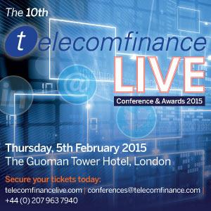 Telcomfinance Live banner