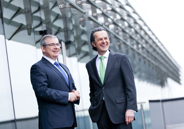 Bernard Byrne, and Gerard van Kaathoven