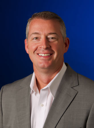 Brant Kennedy, executive vice president of worldwide sales at ForeScout ...