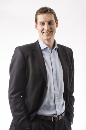Christopher Evans, director, Collinson Group