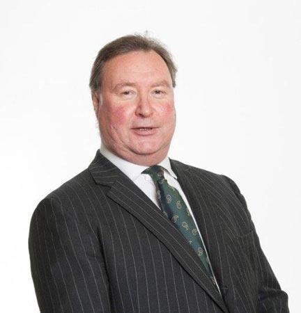 Alistair MacDonald QC, Chairman of the Bar