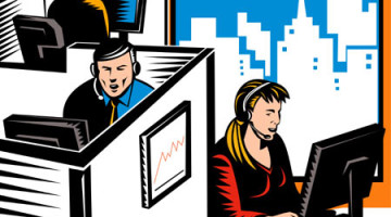 ALMOST 1 IN 3 FINANCIAL FIRMS DELIVER POOR CUSTOMER SERVICE OVER THE PHONE