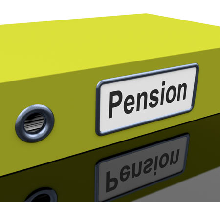 PENSIONS, TIMES ARE CHANGING