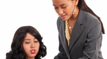 secretary-and-boss-discussi