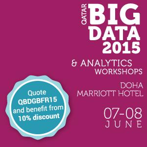 QATAR BIG DATA AND ANALYTICS WORKSHOPS 2015