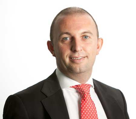 Marc Murphy, Fenergo CEO