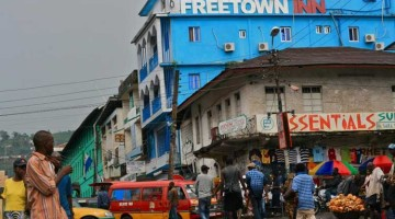 ECR To Provide Mobile Tax Collection Services For The Local Government In SIERRA LEONE