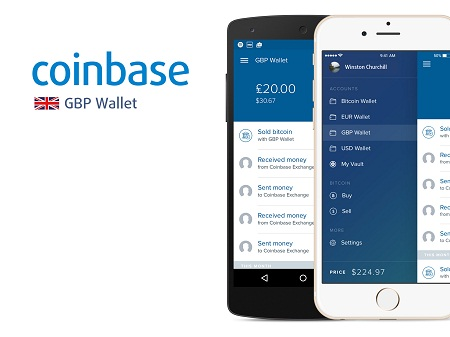 COINBASE EXPANDS TO THE UK
