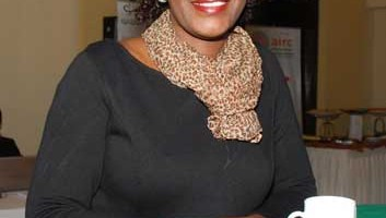 Naomi Njoroge, Managing Director of Aidems Business Solution