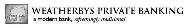 Weatherbys Private Bank Logo