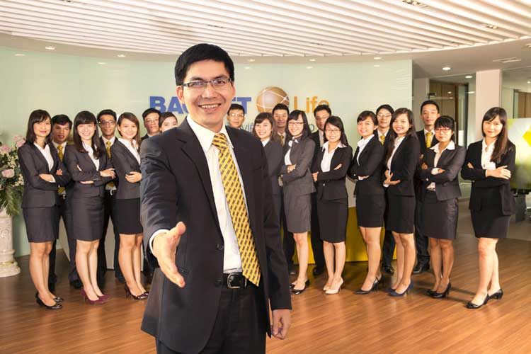 BAO VIET LIFE CORPORATION – THE BEST LIFE INSURANCE COMPANY VIETNAM 2015
