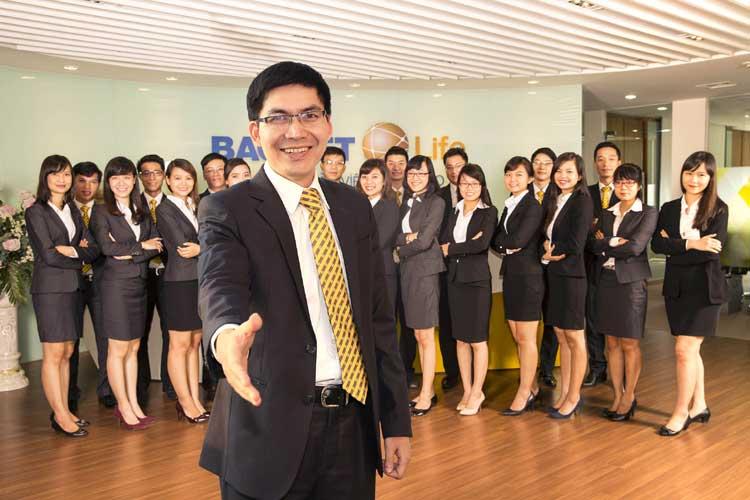 BAO VIET LIFE CORPORATION – THE BEST LIFE INSURANCE COMPANY VIETNAM 2015