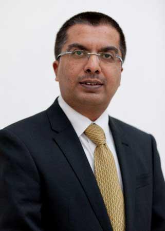 Mayank Shah, CEO of MSDUK