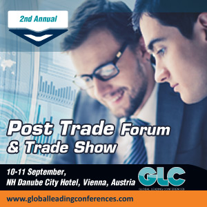 2nd Annual Post-Trade Forum & Trade Show