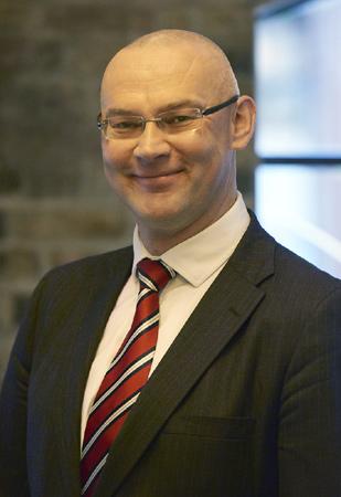 Chris Finney, Partner at Cooley (UK) LLP.
