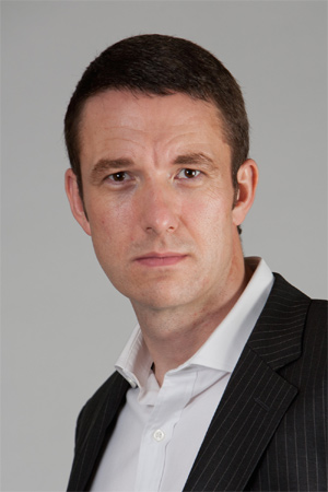 Mark Edge, VP of Sales and Country Manager UK, Brainloop