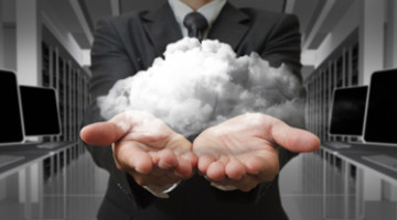 SHOULD FINANCIAL SERVICES FIRMS SHIFT TO THE CLOUD TO KEEP BUSINESS MOVING?