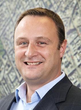 Karl Pardoe, Regional Sales Manager UK & Ireland at March Networks