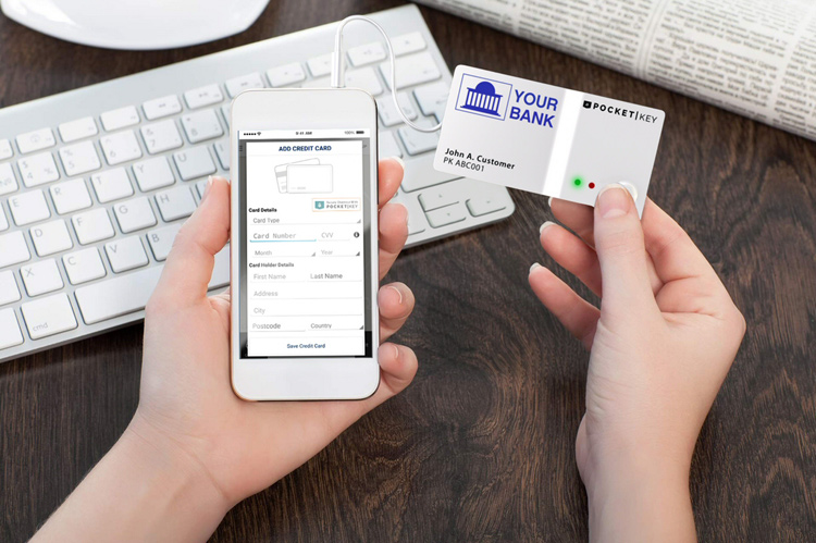 Pocket Systems launched PocketKey, a new system designed to permanently end the problem of e-commerce credit card theft for consumers, merchants and banks.