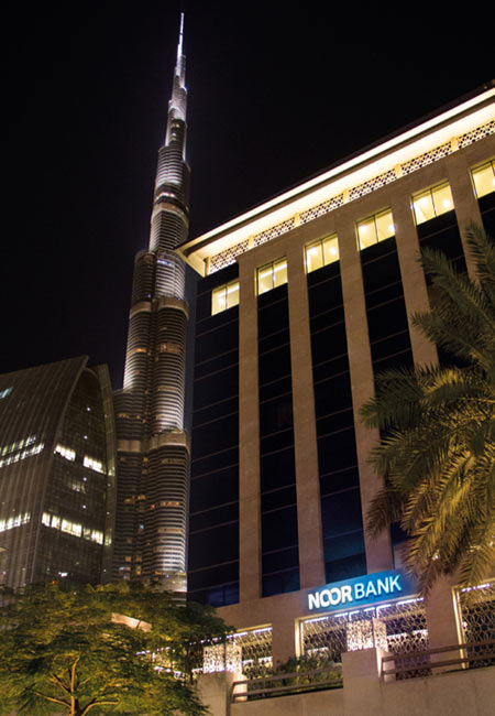 """UAE'S SHARI'A COMPLIANT NOOR BANK REDEFINING CONSUMER FINANCE BY """"GETS IT DONE"""" PHILOSOPHY"""