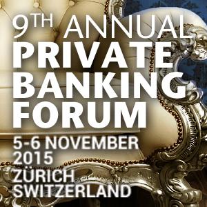 9th European Private Banking Forum