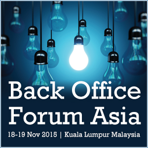 Back Office Forum Asia