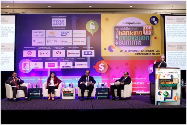GCC BANKERS GEAR UP TO DISCUSS THE FUTURE OF BANKING TECHNOLOGY IN DUBAI