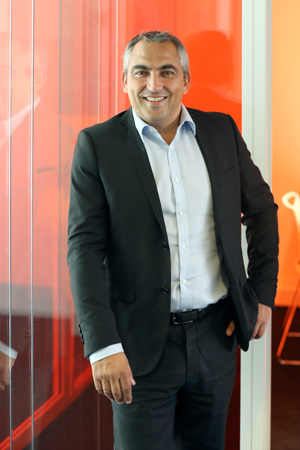 Olivier Novasque, Chairman of Sidetrade Group