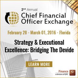 CFO Exchange 2016