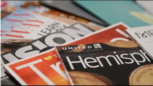 Ink magazines