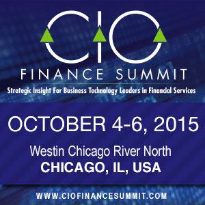 CIO Finance Summit