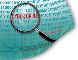 BUSINESSES ON THE FRONT LINE AGAINST CYBER-CRIME